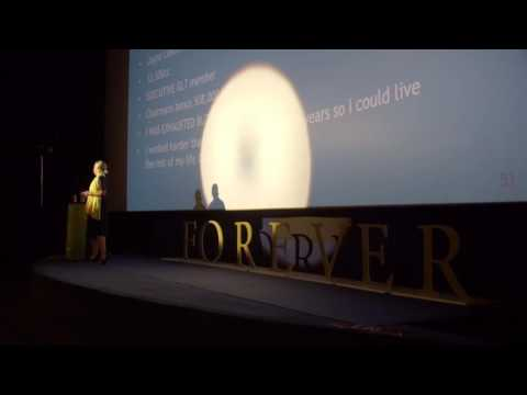 Ange Loughran, How I got  to change my life with Forever Living. Madrid 2016