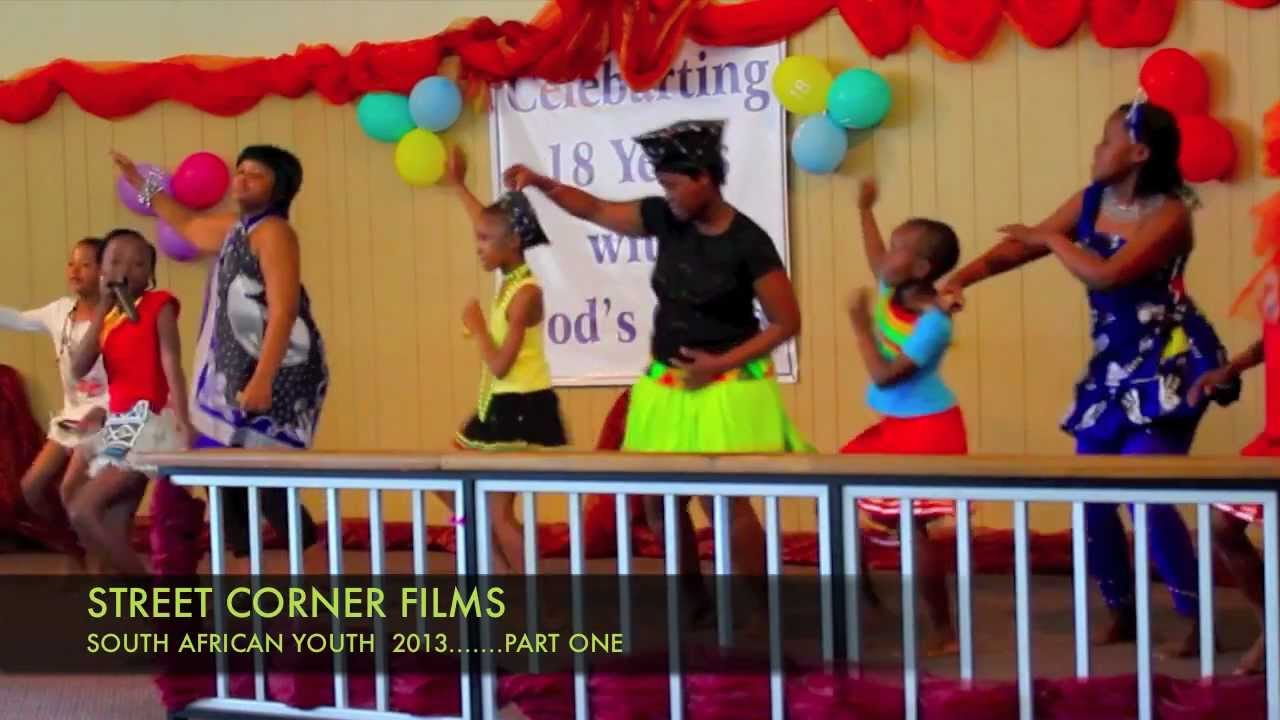 AMAZING SOUTH AFRICAN DANCING YOUTH 2013..........STREET CORNER FILMS