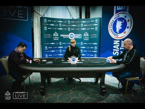 Олег Титов - выиграл Чемпионат России по покеру на EAPT 3-7 февраля'18