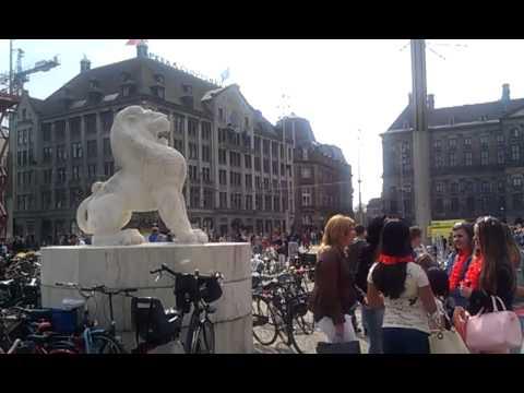 Amsterdam plaza del Dam