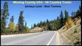 Rick Trevino - Serious Love (1996)