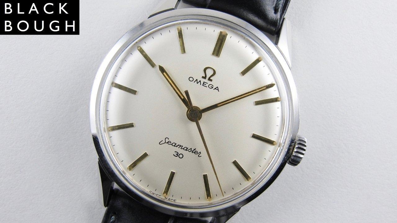 Omega Vintage Seamaster 30