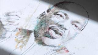 Martin Luther King Jr Speed Painting by Carne Griffiths