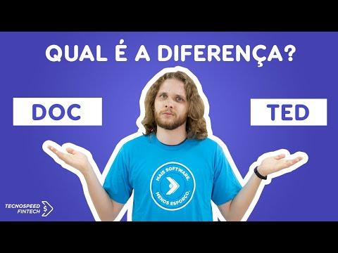 TED e DOC, qual é a diferença? | Fintech