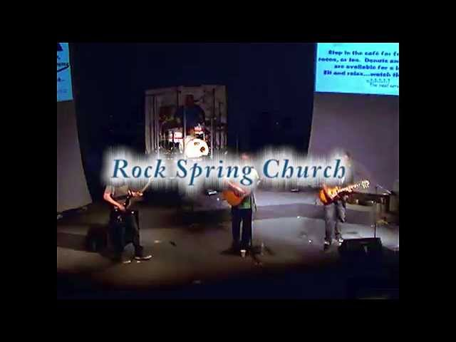 Serving1 - Live at Rock Spring Church