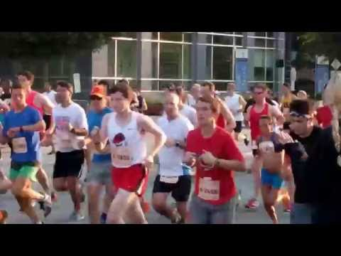 Atlanta Journal-Constitution Peachtree Road Race 2016