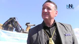 Politics 2 0 Minister Greg Rickford on East West Tie and Building in Ontario