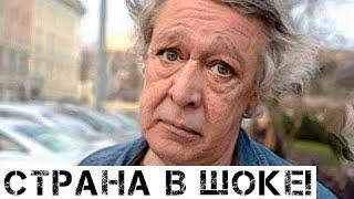 ШОК! Ефремова лишили звания заслуженного артиста