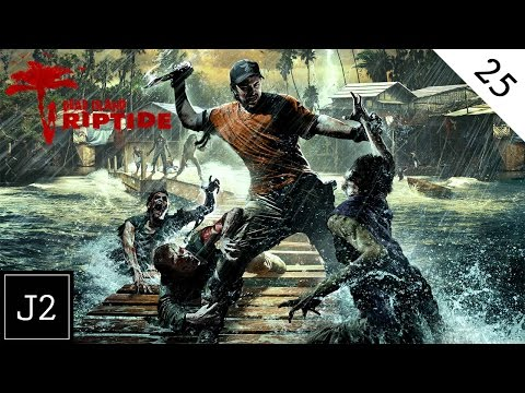 Dead Island Riptide Campaign Gameplay - Welcome To Henderson - Part 25