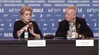 Dans la cour | Press Conference Highlights | Berlinale 2014