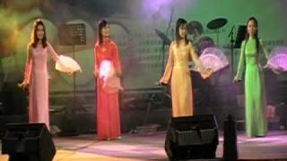 越南京族歌舞表演_2010 岡山國際文化季暨勞動節演唱會