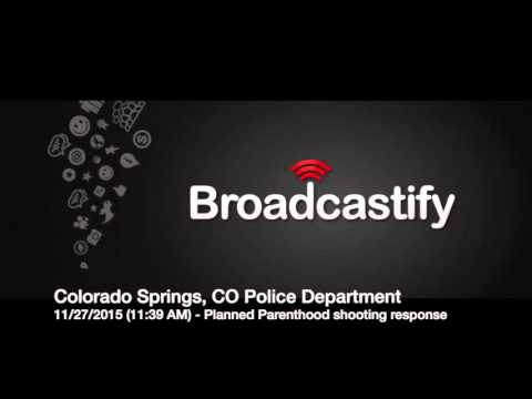 Colorado Springs Planned Parenthood Shooting Police Response