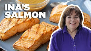 Ina Garten's 5-Star Grilled Salmon | Food Network