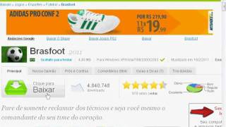 download e resgistro do brasfoot 2011.avi
