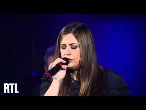 Rumer - A man needs a maid en live dans le Grand Studio RTL présenté par Eric Jean-Jean - RTL - RTL