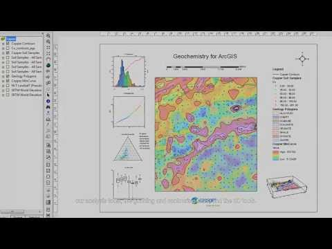 Geochemistry for ArcGIS 2.0
