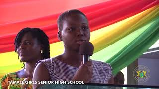 Launch of Free SHS in the Northern Region