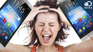 Why Forgetting Your Phone Freaks You Out