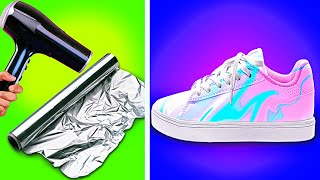 DIY || 16 LIFEHACKS WITH SHOES YOU HAVEN'T SEEN BEFORE