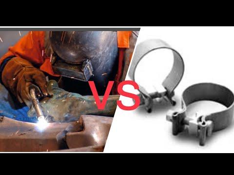 Welding vs Clamping Your Exhaust