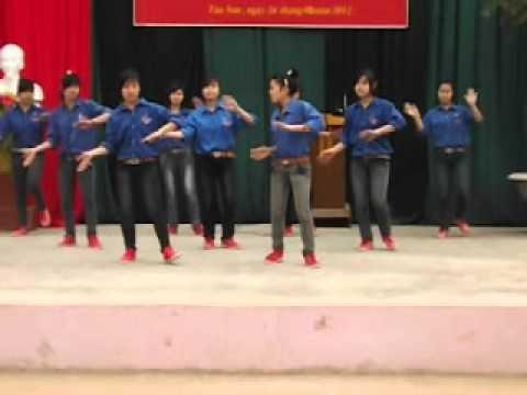 Dân vũ-Mùa hè xanh- 11A 3- THPT Lục Ngạn 4.AVI