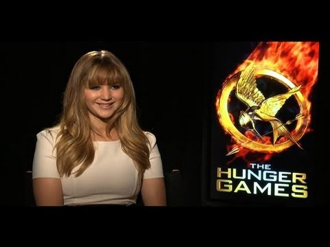 The hunger games interviews with jennifer lawrence josh hutcherson