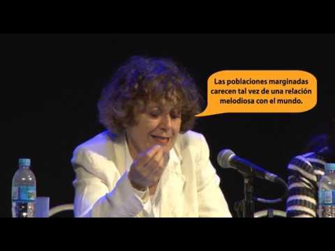 Michèle Petit (Fundación Lúminis + Fundación El Libro + Banco Galicia - 2015)