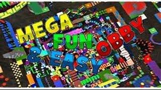 [515] Mega Fun Obby Stage 140) Roblox