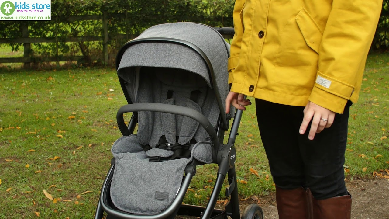 Oyster 3 Review By Pushchair Expert