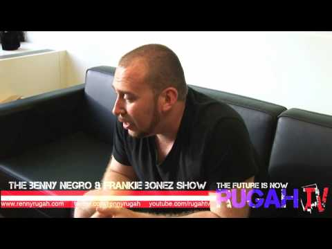 DJ Vlad Interview (discusses the shooting of Crooked-I)