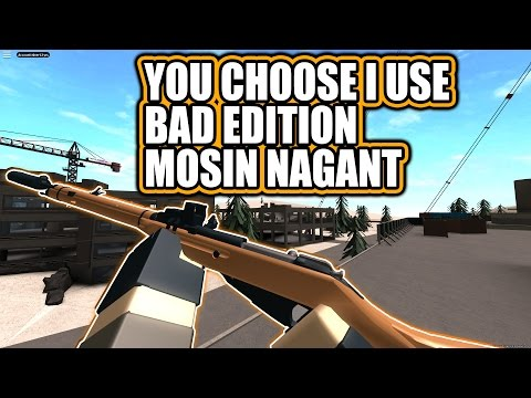 "Phantom Forces - You Choose I Use ""BAD EDITION"" 