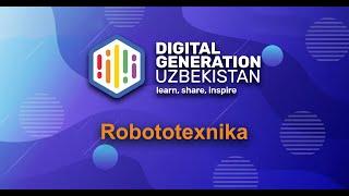 Robototexnika4  Digital Generation Uzbekistan