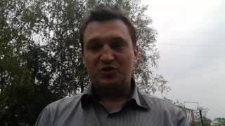 В Воронеже мужчина с ножом набросился на пассажиров автобуса (видео)