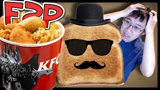 KFC F2P #18: 2 Asians 1 Account - Movie Length F2P Special Feat. Disguised Toast
