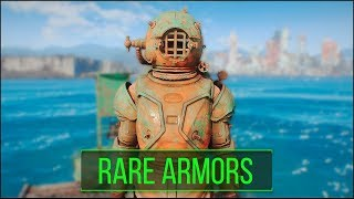 Fallout 4: Top 5 Secret and Unique Armors You May Have Missed in the Wasteland - Fallout 4 Secrets
