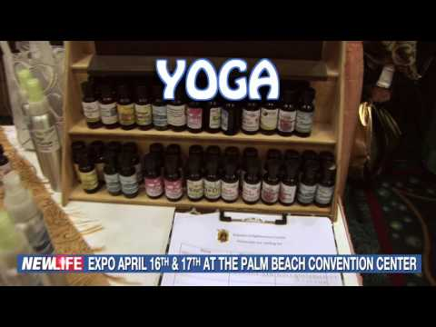NEWLIFE EXPO PALM BEACH APRIL 16 & 17 PALM BEACH CONVENTION CENTER