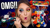 OMG!! TESTING THE MELT COSMETICS AMOR ETERNO COLLECTION