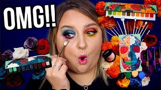 Download OMG!! TESTING THE MELT COSMETICS AMOR ETERNO COLLECTION Mp3 and Videos