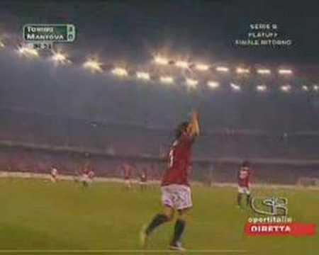 Torino - Mantova 3-1 Play off 2005-2006