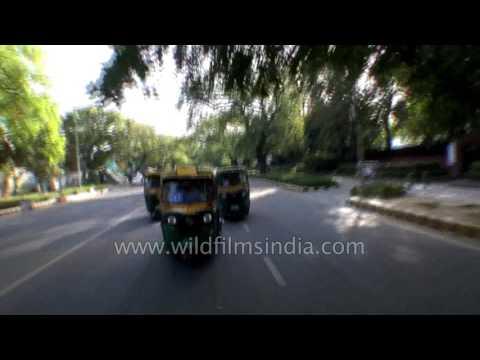 Explore Delhi in auto