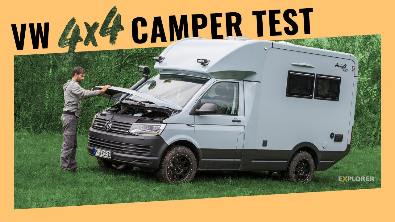 Is This The Ultimate T9 Camper Off-road 9x9  VW T9 Transporter Forum