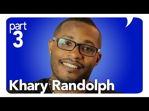 Khary Randolph on Earning A Living As A Comic Book Artist - The Comic Archive
