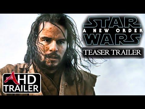 Star Wars: Episode IX - A New Order - TEASER TRAILER - Daisy Ridley, Adam Driver (CONCEPT)