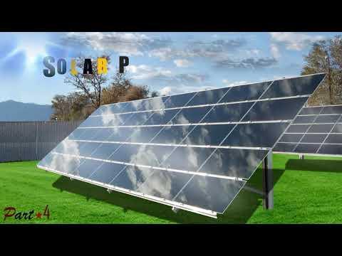 SOLAR POWER ll TECHNOLOGY OVERVIEW PART -4