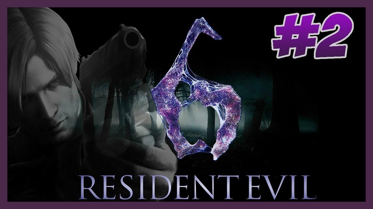 Resident Evil 6 Coop gameplay - Steamworks fix #2