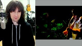 British guitarist analyses Blue Öyster Cult and Buck Dharma!!!