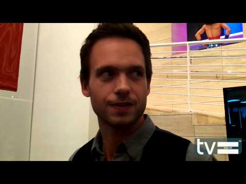 Patrick J Adams Talking About Mike's Journey on Suits Season 2