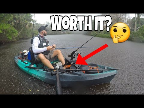 Are PEDAL Kayaks Worth It?