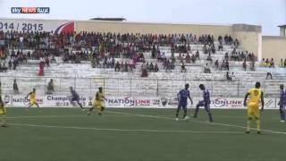شاهد.. للمرة الأولى في تاريخها.. الصومال تبث مباراة لكرة القدم على الهواء