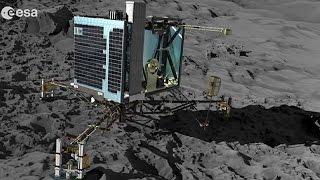 À escuta do Philae, um ano depois da aterragem no cometa Chouri